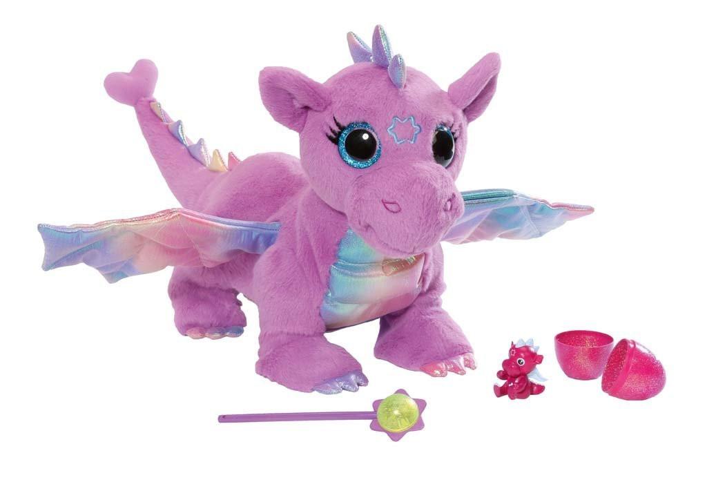 Дракон для кукол Беби Борн интерактивный функциональный Baby Born Zapf Creation 822456