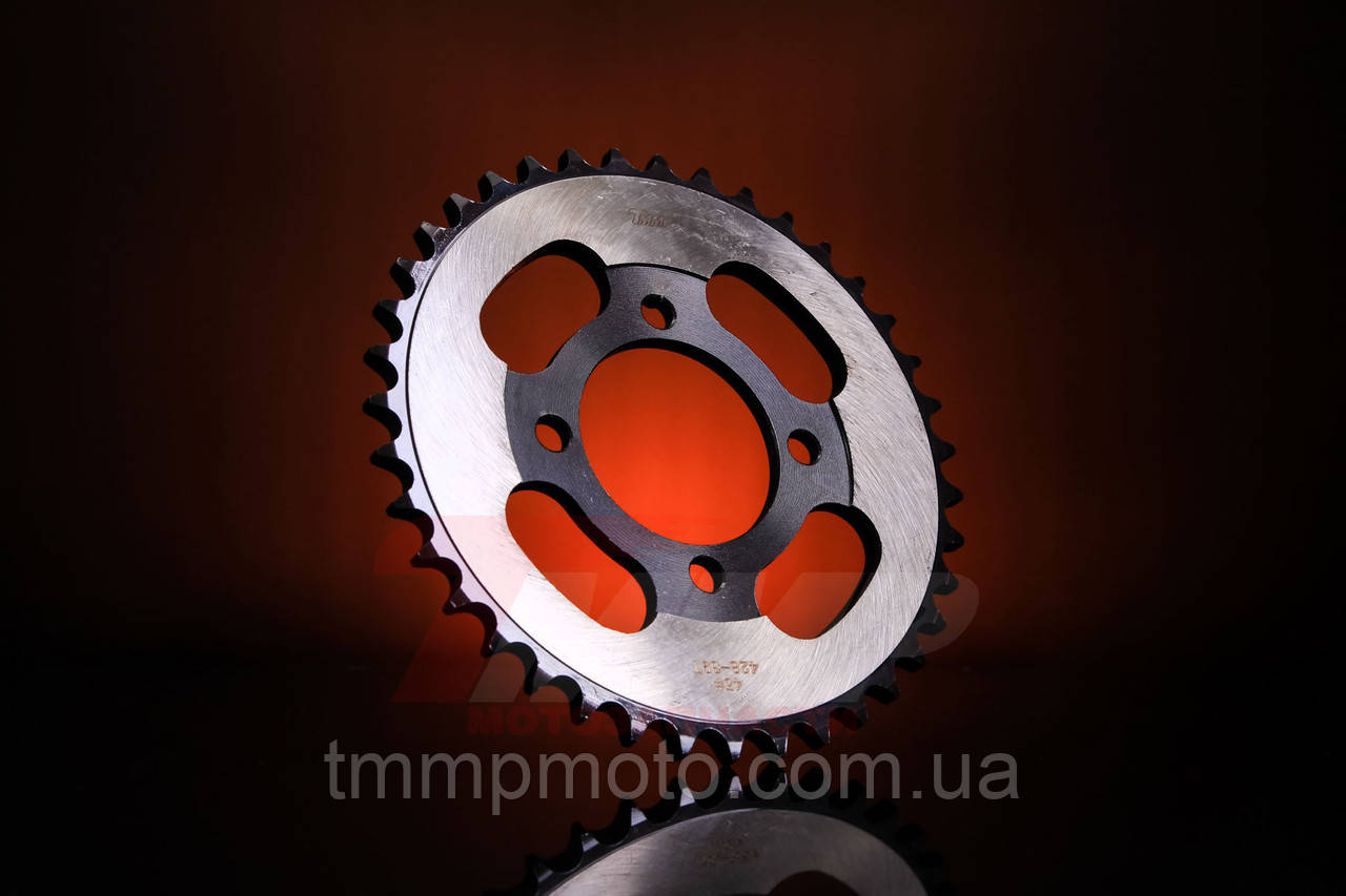 Звезда задняя Minsk Sonik 428*45  TMMP  SUPER