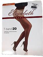 Женские колготки Elizabeth Prestige t-band 20 den черные