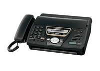 Факс Panasonic KX-FT74 на термобумаге, бу