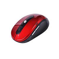 10М 2.4 беспроводная оптическая мышка мышь красная