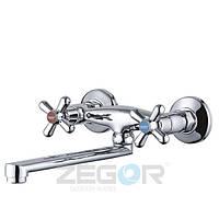 Смеситель для кухни Zegor T41-TMK-A827