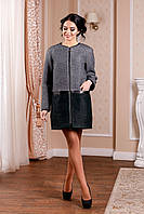 Пальто из итальянской пальтовой ткани.Тон 104/105