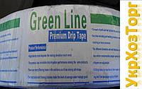 Капельная лента Green line 6 mils 10 см 500 м