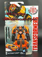 Трансформеры Роботы под прикрытием Drift Дрифт Hasbro