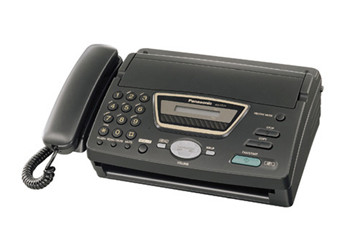 Факс Panasonic KX-FT76 на термобумаге, бу