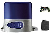 NICE Robo 1000 KCE — автоматика для откатных ворот (створка до 600 кг), фото 1