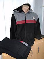 Спортивный костюм мужской турецкий с капюшоном
