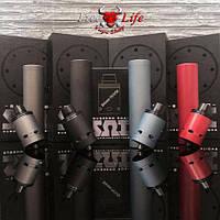 Мехмод Subzero Shorty Kit (копия) цвет чёрный, серый, красный, медный
