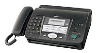 Факс Panasonic KX-FT902 на термобумаге, бу