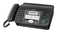 Факс Panasonic KX-FT904 на термобумаге, бу