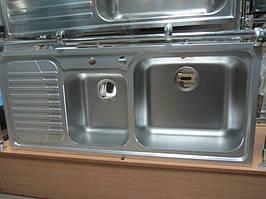 Мойка кухонная из нержавеющей стали Franke  Galassia GAX 621