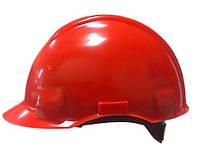 Каска защитная, оранжевая  (М-215)