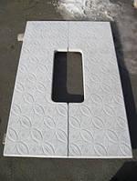 Противоусадочные плиты под памятник (1920х1220х50 мм)
