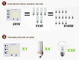 Smart IC SMD LED 30w 2700K Світлодіод 30w Світлодіодна збірка 2750Lm + Драйвер, фото 4
