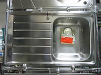 Мойка кухонная из нержавеющей стали Franke Neptune NEX 211