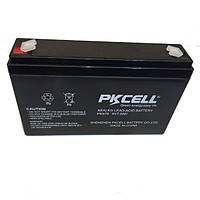 Аккумулятор PKCELL 6V 7 Ah для UPS ибп