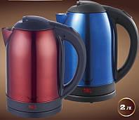 Чайник электрический 2л Defiant DEK2000-208S_Blue