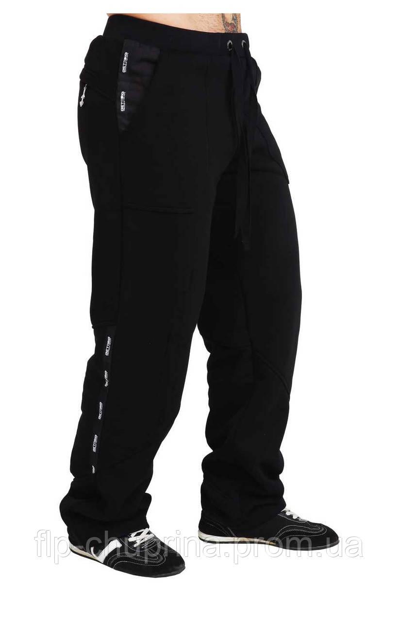 Чоловічі спортивні штани чорні