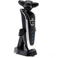 Водонепроницаемая электробритва для мужчин Kemei 4D RSCX-5582 Strong Shaver Rotary Shaver