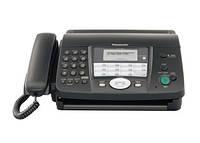 Факс Panasonic KX-FT914UA на термобумаге, бу