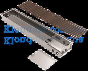 Внутрипольные конвекторы Radopol без вентиляторов KV теплоотдача от 211 до 4 430 ват
