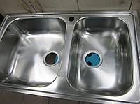 Мойка кухонная из нержавеющей стали Franke Columbus CBX 620, фото 1