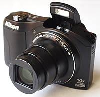 Цифровой фотоаппарат Nikon Coolpix L620 - 18 Mp. - CMOS - Full HD - в Идеале !