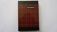 """Книга канцелярская А4,192 лис """"Notebook"""",клетка,твердая ламинированная обложка.Канцелярська книга А4,книга обл"""