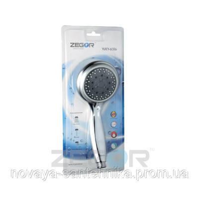 Душевая лейка Zegor 3-х WKY-6006