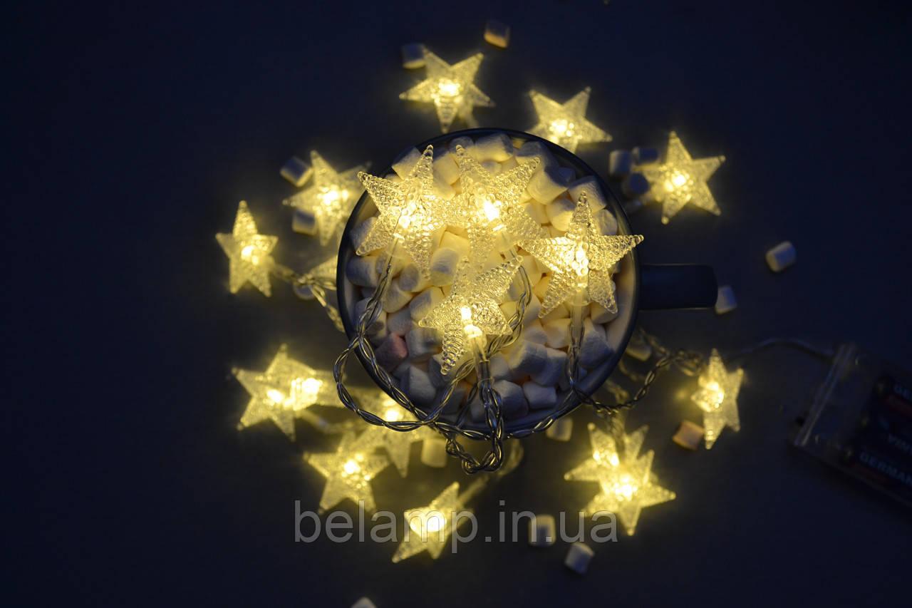звезды на батарейках
