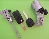 Peugeot - remote key оригинальный комплект замков и ключей PCF7941