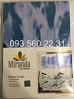 Шторка для ванной MIRANDA