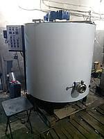 Котел пищеварочный  кпэ-1200 с мешалкой масляный, фото 1