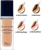 Christian Dior Крем тональный для лица Diorskin Eclat Satin, 400 темно-бежевый 30 ml.