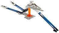 Трек Хот Вилс Стар Варс Атака имперского крейсера Hot Wheels Star Wars Carships Double Jump Star Destroyer