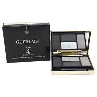 Guerlain Тени 4-цветные для век Ombre Ecrin 4 Couleurs, 16 серебристо-серый 7.2 g