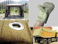 Изделия из брезента, брезентовых тканей, палатки, брезентовые шторы, полог брезентовый