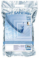 Сіль для регенерації BWT SANITABS, упак. 8 кг