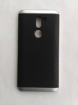 Чохол Ipaky Xiaomi Mi5s Plus зі срібною рамкою