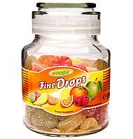 Льодяники Fine Drops Woogie зі смаком фруктове асорті, 300 гр