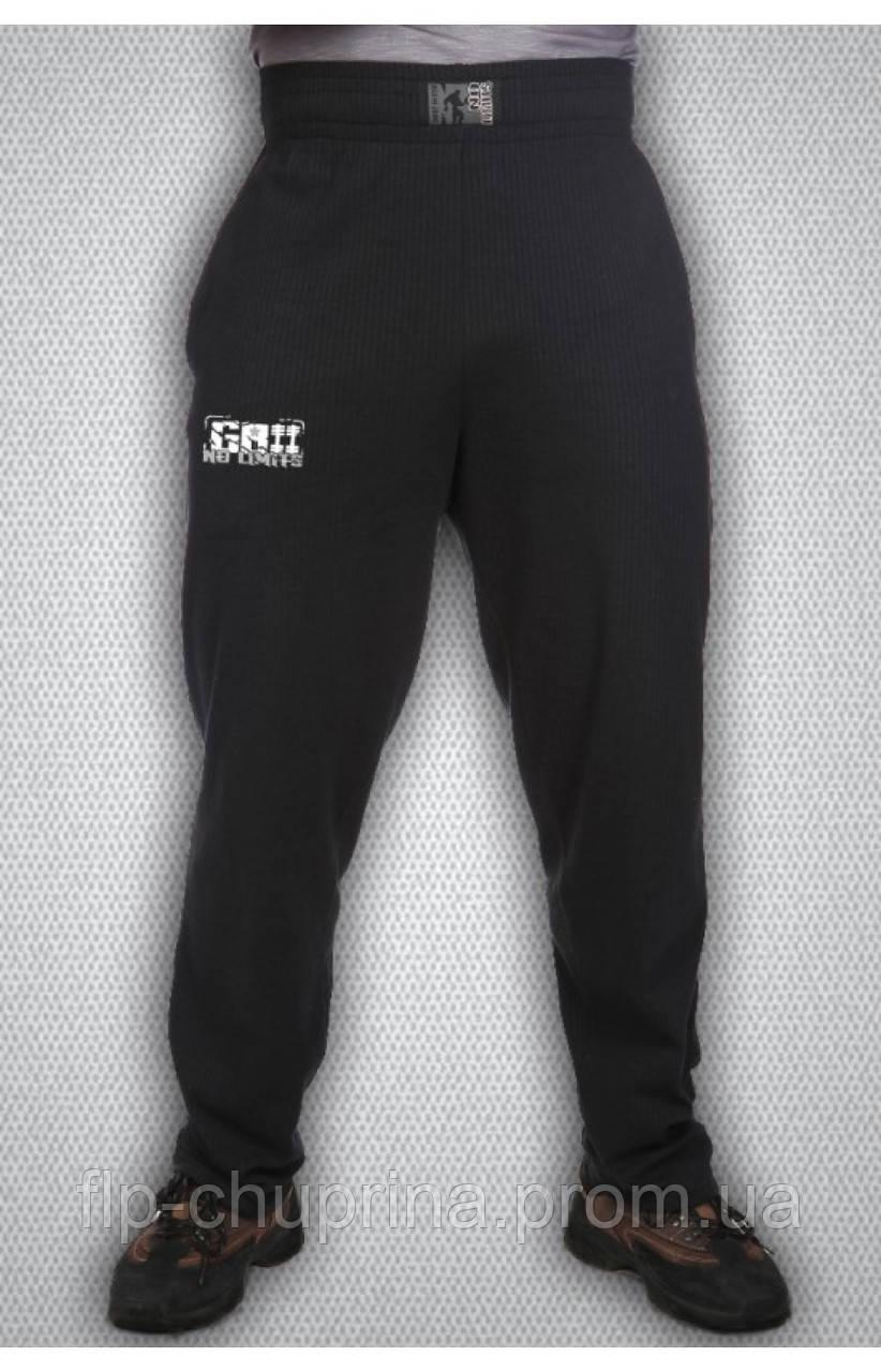 Мужские спортивные штаны черные