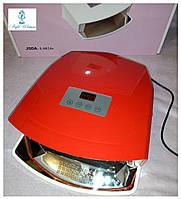 SUN LED UV Nail Lamp JD 48W профессиональная лампа для сушки ногтей с диодами SUN красная