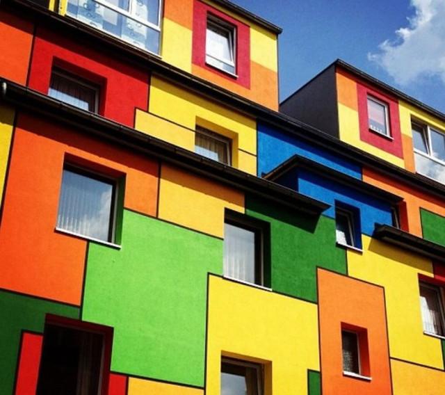 Фасадні фарби: види і основні характеристики