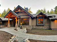 Канадские деревянные дома, фото 1
