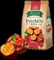 Гренки Bruschette Salami Pepperoni, 70 гр