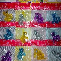 Детский набор пони для девочек 12в1