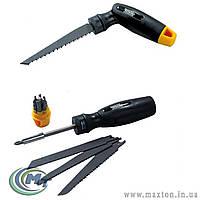 Ножовка-отвертка 4-В-1 MasterTool