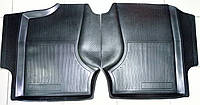 Коврики автомобильные ГАЗ Газель резиновые с бортами высокого качества.