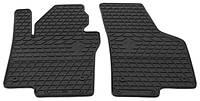 Резиновые передние коврики для Volkswagen Jetta VI 2011- (STINGRAY)
